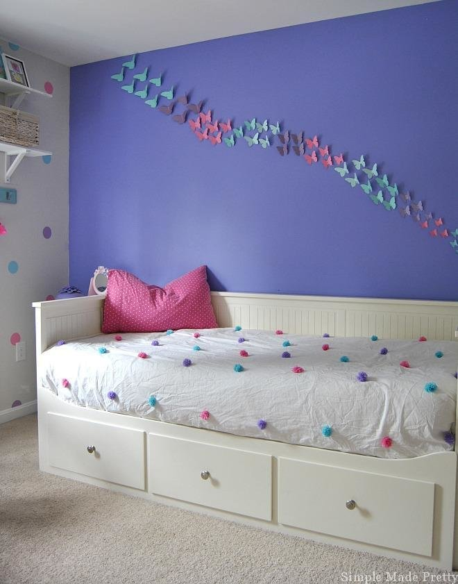 Best Girls Bedroom Home Decor That You Can Diy On A Budget With Pictures