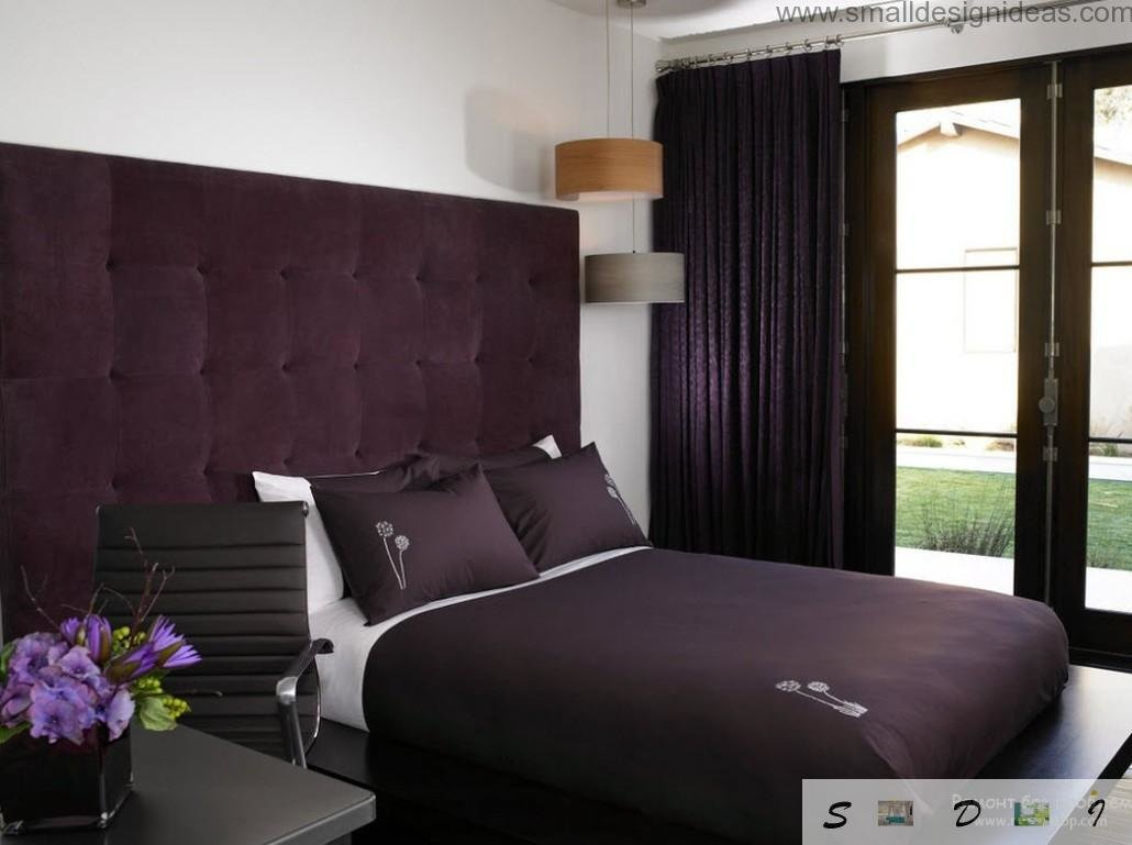 Best Purple Color Bedroom Ideas With Pictures