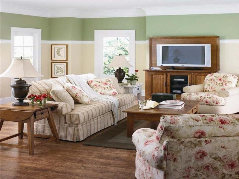 Best Vintage Style Decorating Ideas Country Liveing Room With Pictures