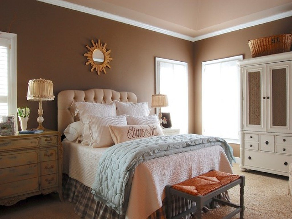 Best Country Bedroom Paint Colors French Country Farmhouse With Pictures