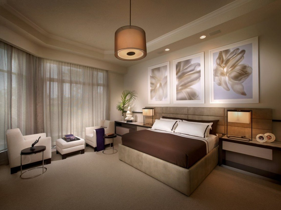 Best Huge Master Bedrooms Modern Master Bedroom Decorating With Pictures