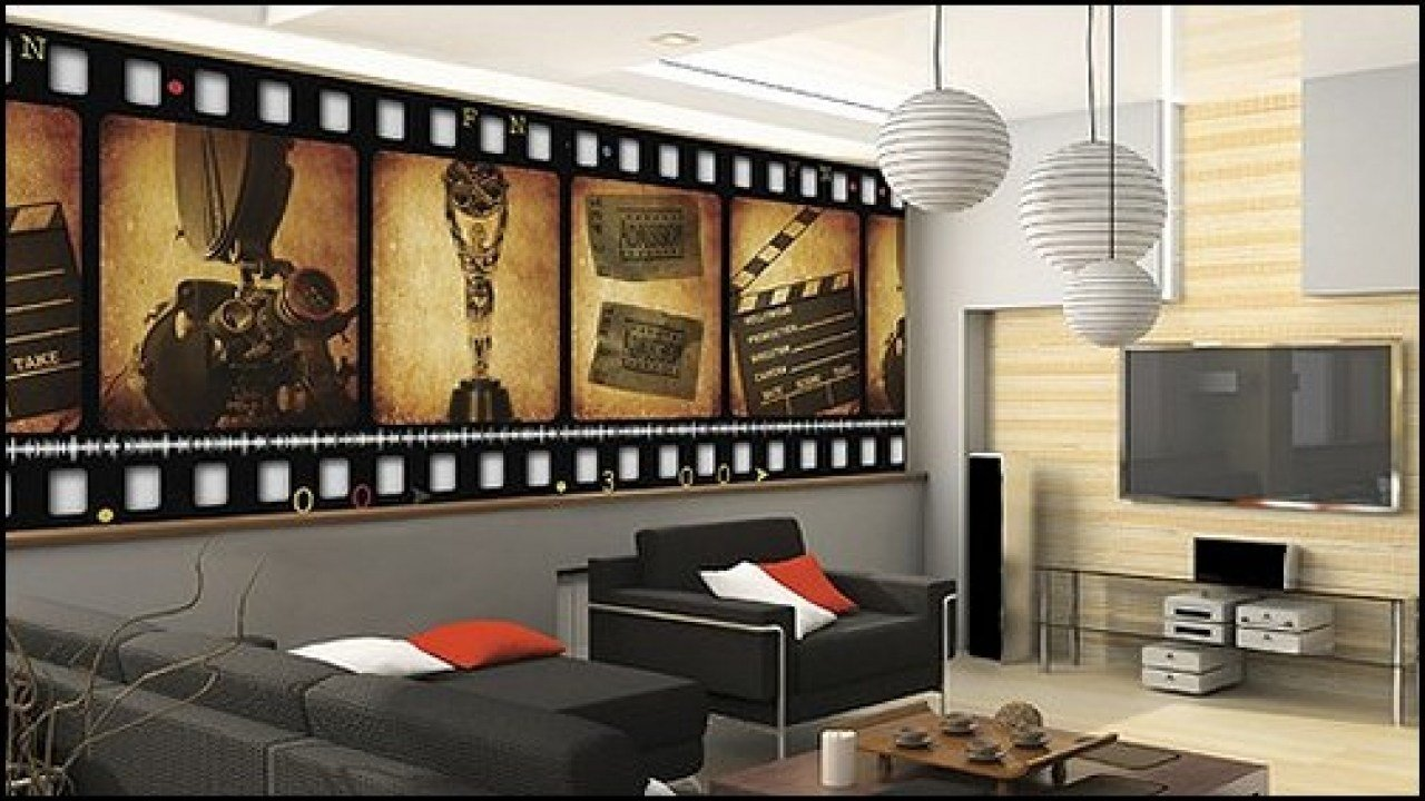 Best Panoramic Door Movie Theater Themed Bedrooms Camping With Pictures