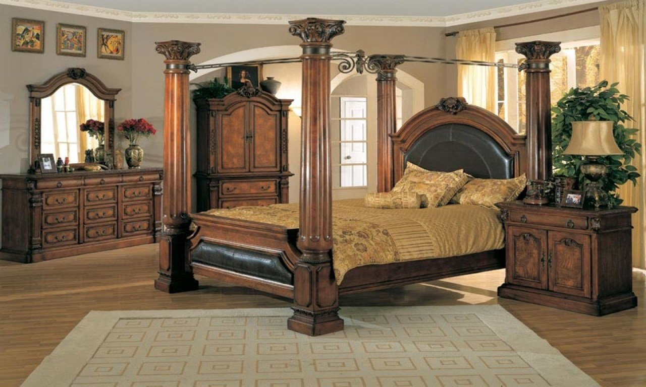 Best Old Style Furniture King Bedroom Suites King Bedroom Furniture Furniture Designs Suncityvillas Com With Pictures
