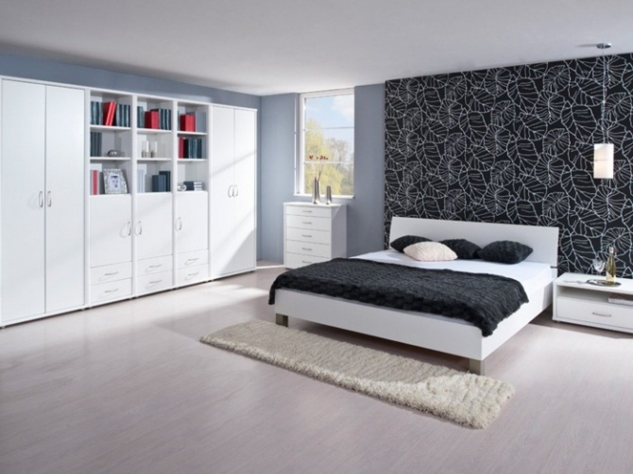Best Modern White Bedroom White Modern Bedroom Furniture White With Pictures
