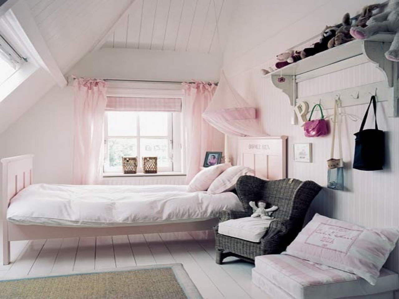 Best Cute Ideas For Bedrooms Country Teenage Girl Bedroom With Pictures