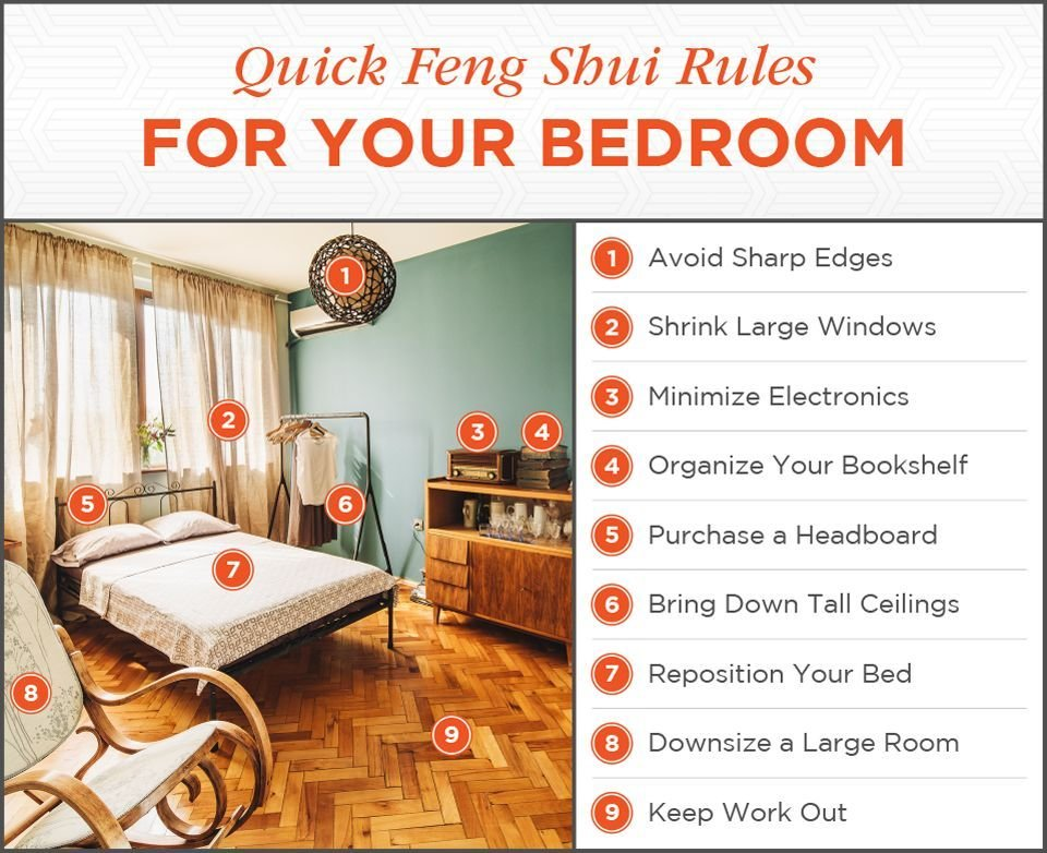 Best The Complete Guide To Feng Shui Bedroom Design Feng Shui With Pictures
