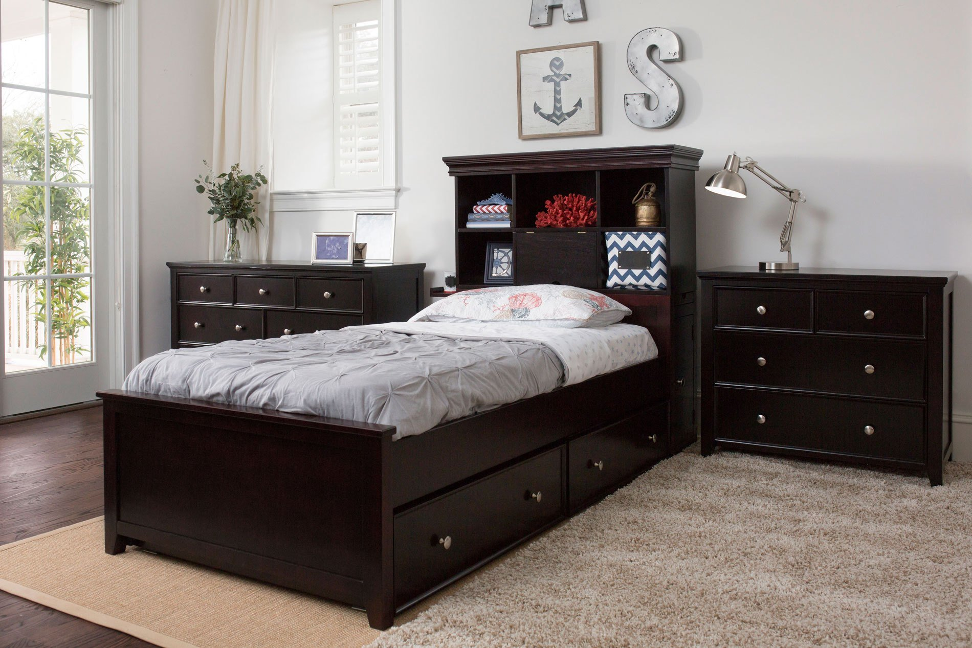 Best High Quality Hardwood Bedroom Furniture For Teens Youth With Pictures