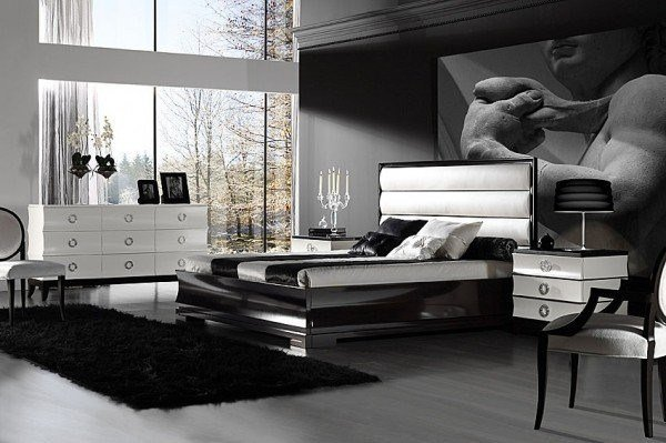 Best Modern Masculine Bedroom Designs With Pictures