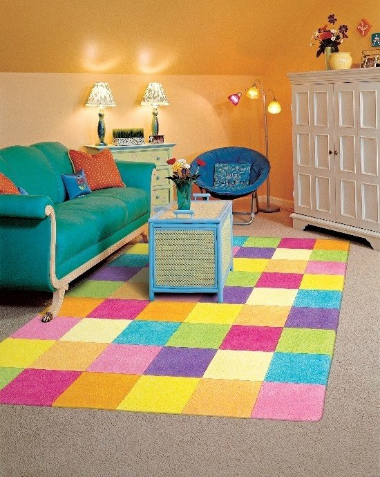 Best Colorful Rug Designs For Kids Bedroom With Pictures