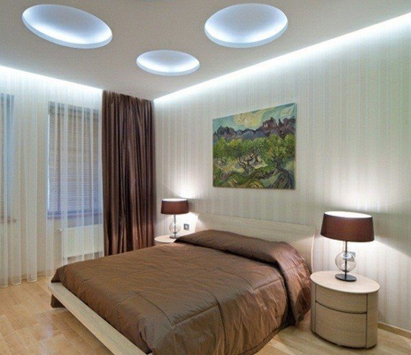 Best 20 Startling Bedroom Lighting Ideas To Instantly Draw With Pictures