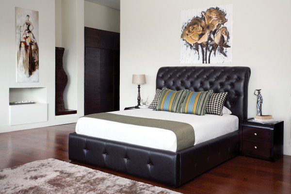 Best Beds South Africa Bedroom Furniture Leather Beds With Pictures