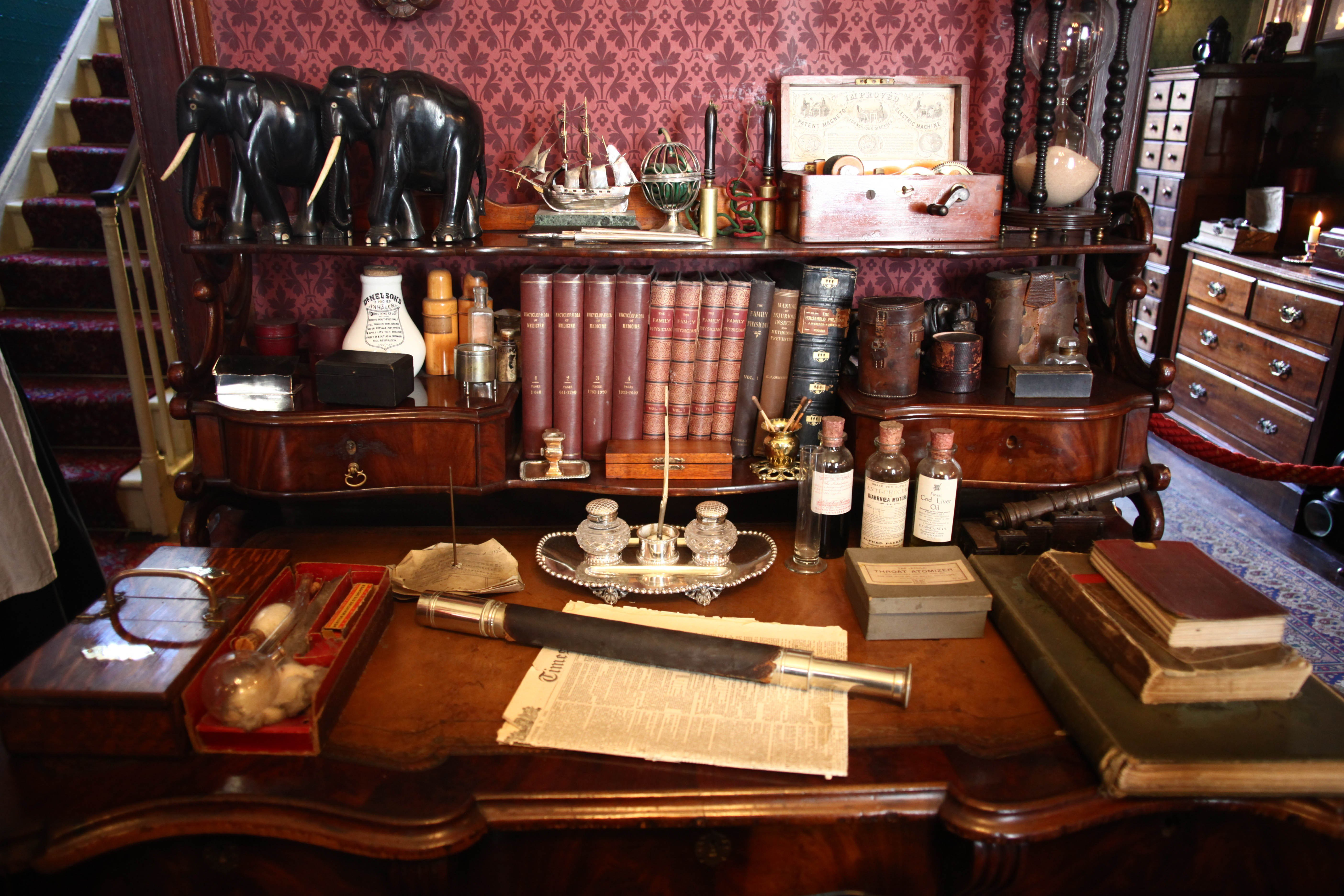 Best Sherlock Holmes Museum A Fashion Beauty And Lifestyle With Pictures