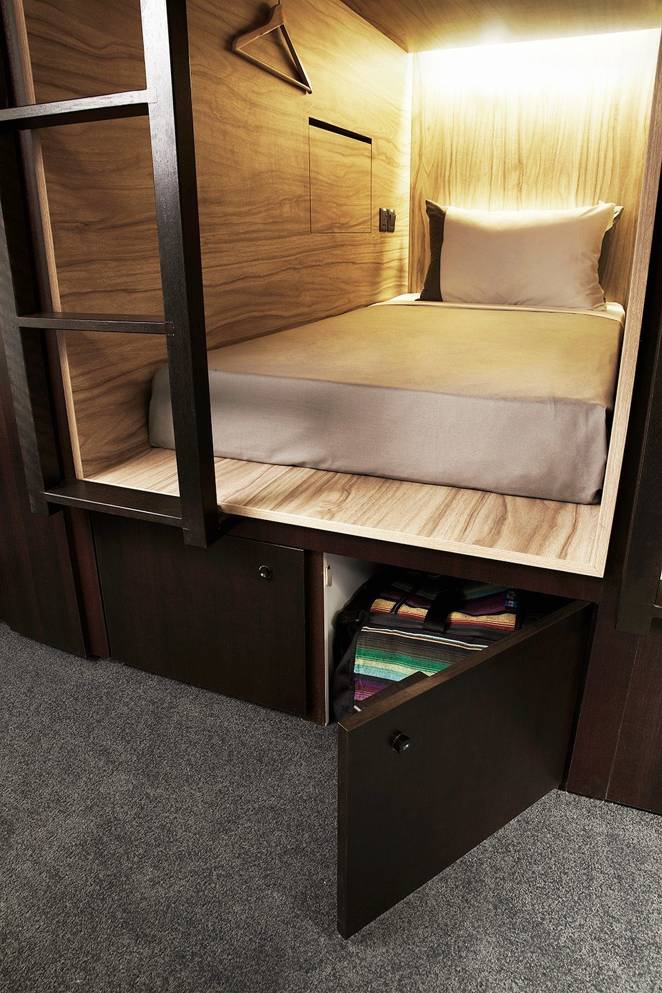 Best The Pod Hotel Singapore • Thecoolist The Modern Design With Pictures