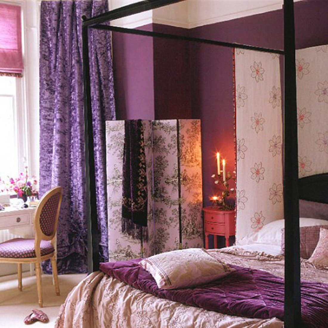 Best Being Touched By Purple Decogirl Montreal Home With Pictures