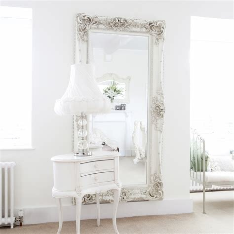 Best Shabby Chic Mirrors French Style Mirror Free Uk Delivery With Pictures