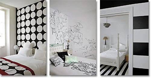 Best Black And White Bedroom Decorating Ideas Tips Tricks With Pictures