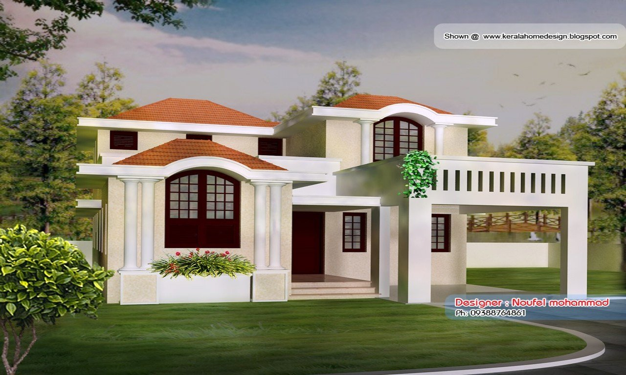 Best Kerala Home Plans And Elevations Kerala 3 Bedroom House With Pictures