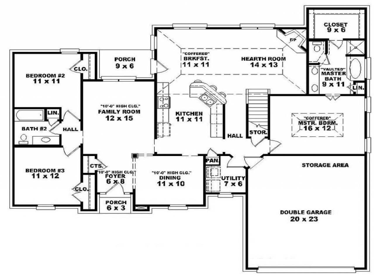 Best 3 Bedroom Townhouse For Rent 3 Bedroom One Story Open With Pictures