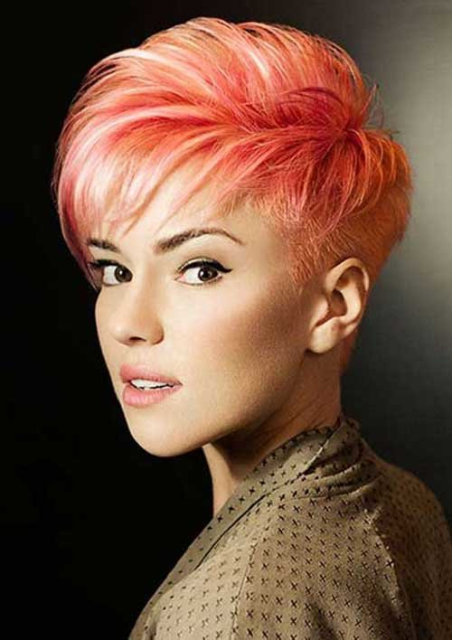 Free 35 New Hair Color For Short Hair Short Hairstyles Wallpaper