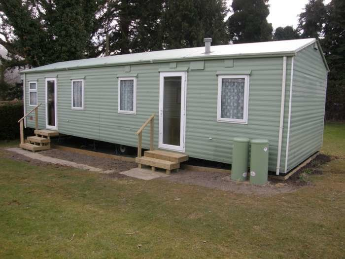Best 3 Bedroom Caravan Holiday Home For Hire At The Pines With Pictures