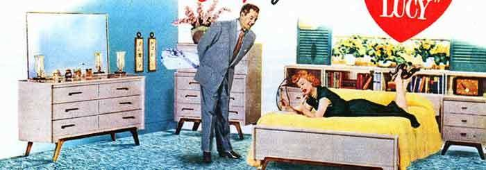 Best I Love Lucy Bedroom Decor 50Slucy Com With Pictures