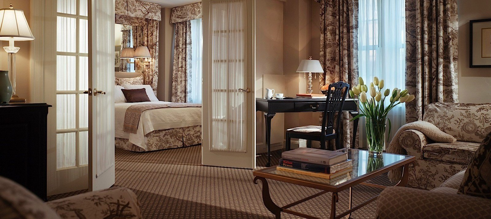 Best Rooms Hotel Suites In Boston Ma The Eliot Hotel With Pictures