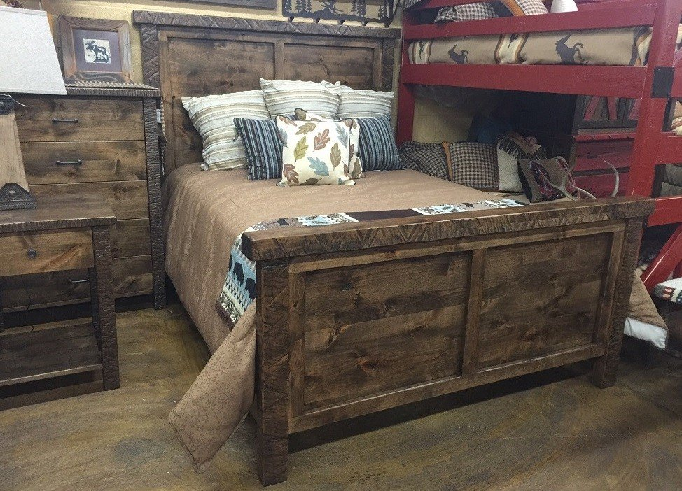 Best Bradley S Furniture Etc Utah Rustic Bedroom Furniture With Pictures