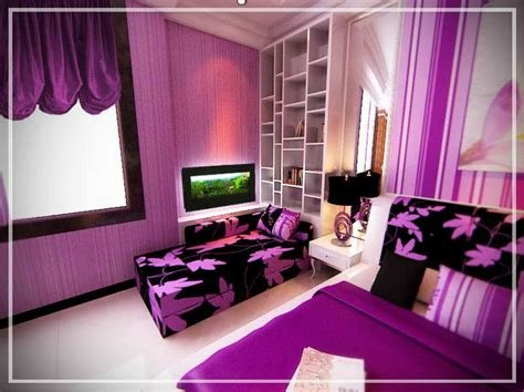 Best Bedroom Purple Kids Rooms Ideas Hgtv Nursery' Kids Room With Pictures