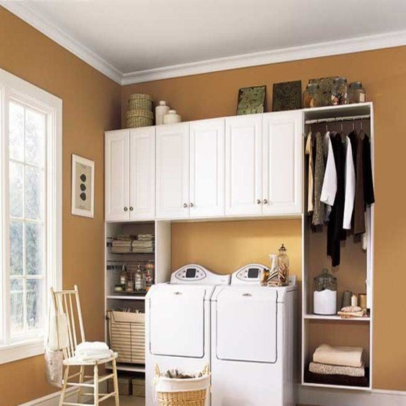 Best Laundry Area Standard Dimensions Storage For Small Bedrooms Ideas Clever Storage Ideas For Your With Pictures