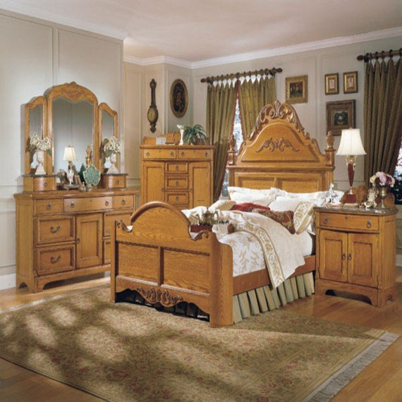 Best Antique Looking Bedroom Furniture Country Style Bedroom With Pictures