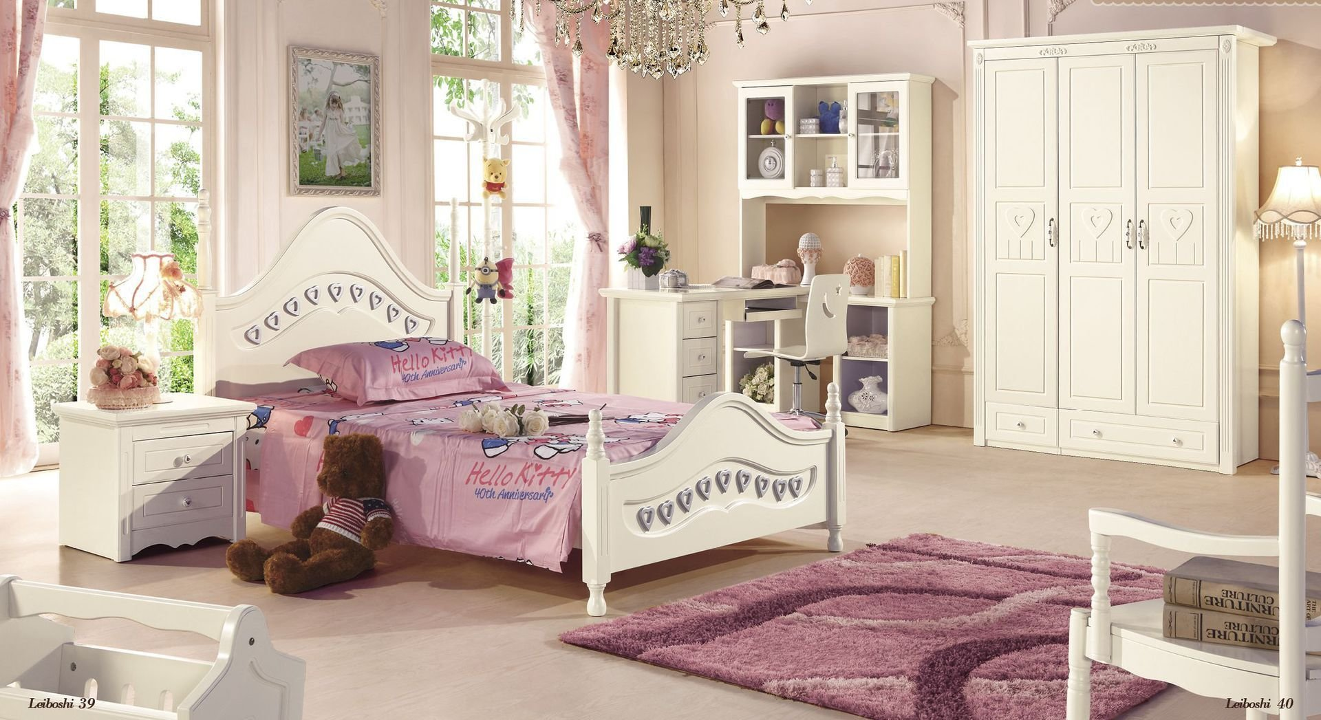 Best Furniture Kids Bed Popular Paint Colors For Bedrooms With Pictures