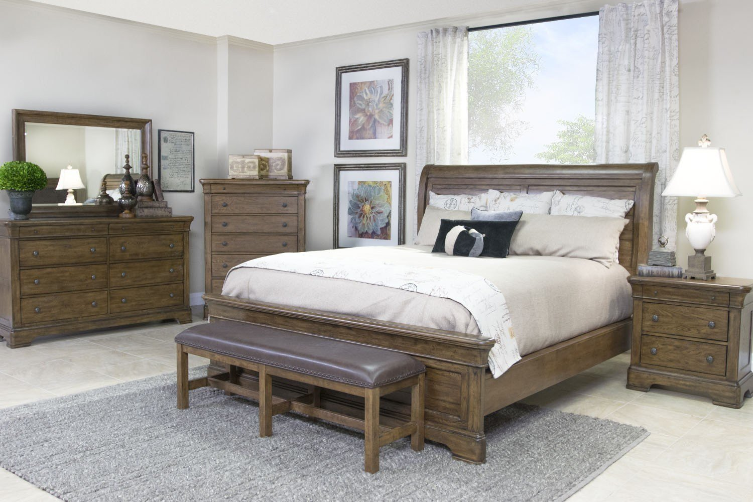 Best American Bedroom Sets Mor Furniture For Less The American Attitude Bedroom Mor Mor For Less With Pictures