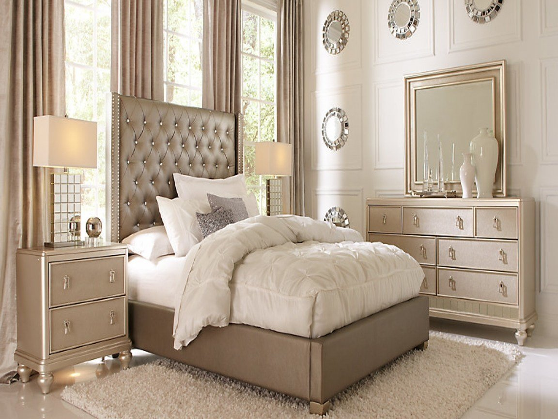 Best Rooms Go Bedroom Furniture Affordable Sofia Vergara Queen With Pictures