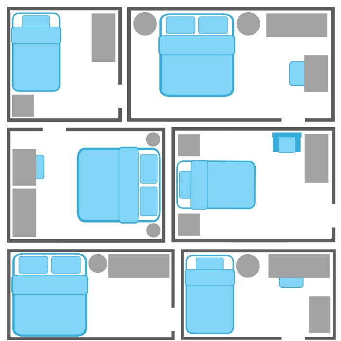 Best How To Arrange Your Bedroom Furniture Frances Hunt With Pictures