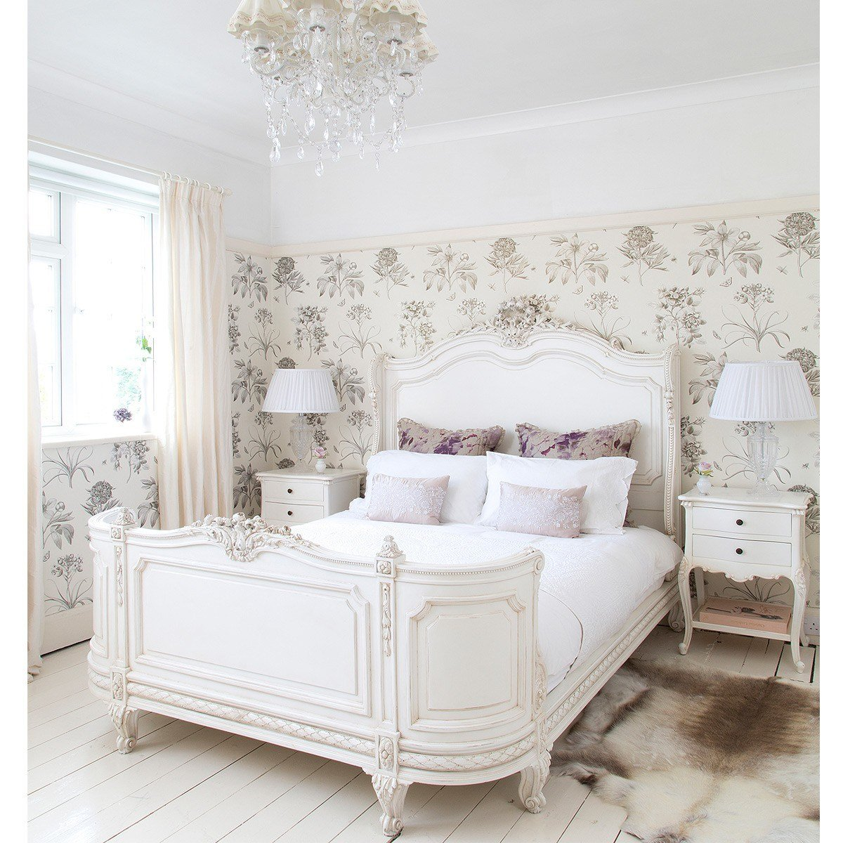 Best Provencal Bonaparte French Bed French Bedroom Company With Pictures