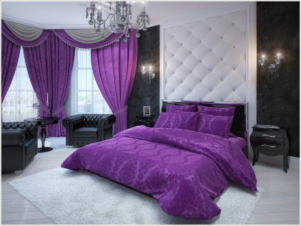 Best 50 Curtains In Lilac – Sheer Fabrics And Feminine Flair With Pictures