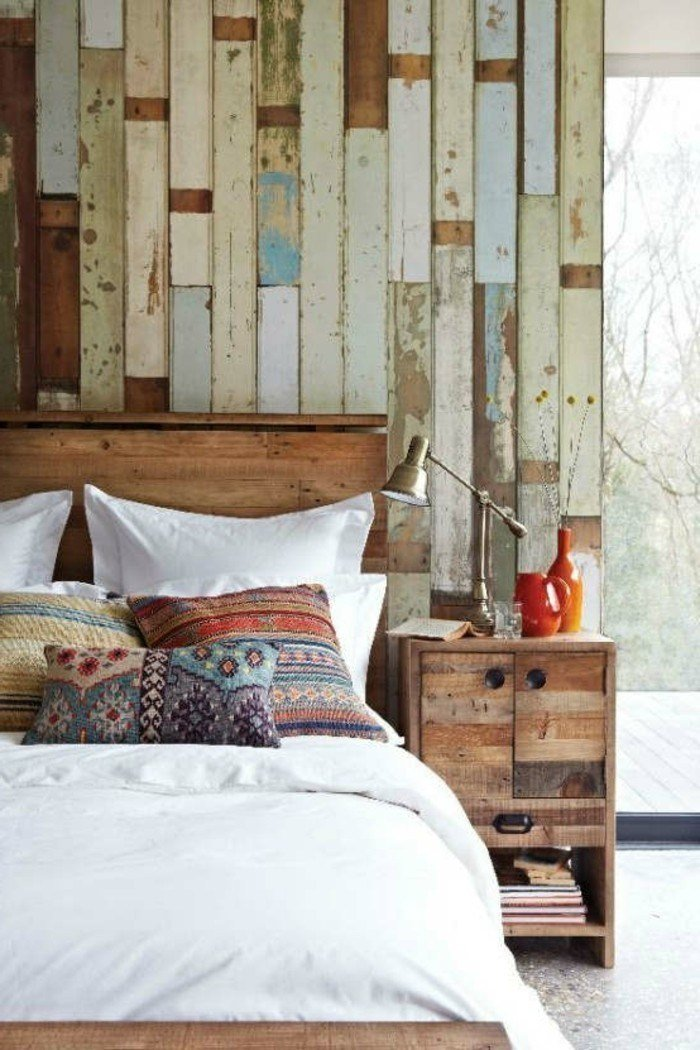 Best Bedroom Country House Style – 33 Examples Of Rustic With Pictures
