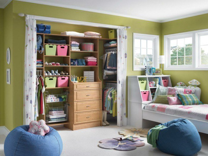 Best Open Wardrobe – 39 Examples Of How A Wardrobe Without With Pictures