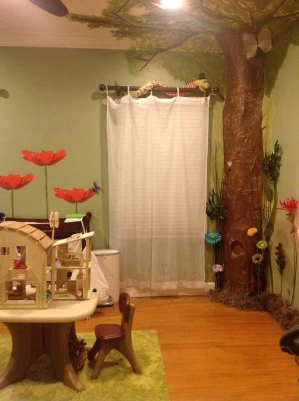 Best 21 Fairy Tale Inspired Decorating Ideas For Child's Bedroom With Pictures