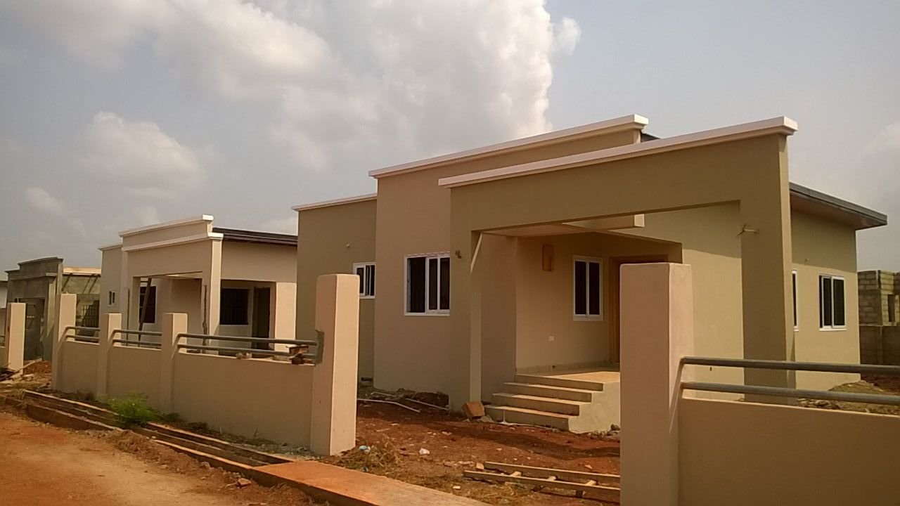 Best Contemporary 3 Bedroom House For Sale Ghana Real With Pictures