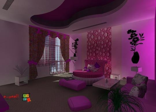 Best Purple Themed Bedroom Gharexpert With Pictures
