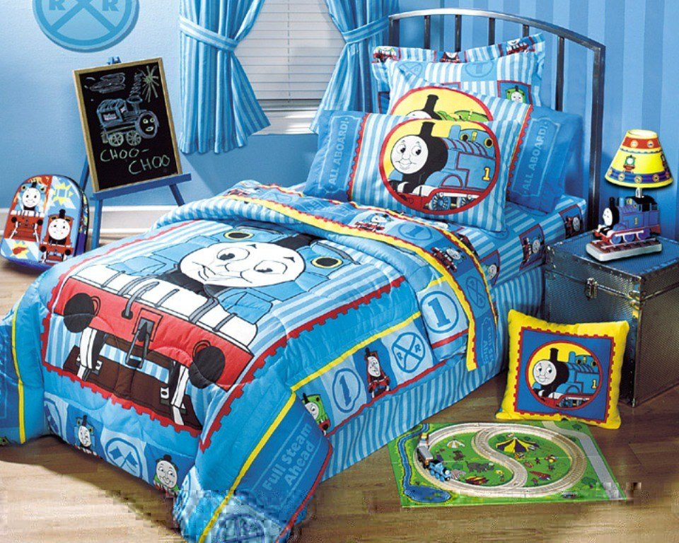 Best Thomas Toddler Bedding Set Ideas Babytimeexpo Furniture With Pictures
