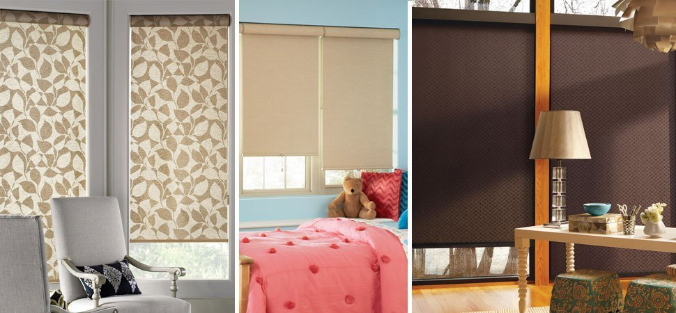 Best Custom Roller Blinds I Blackout Roller Shades Windows With Pictures