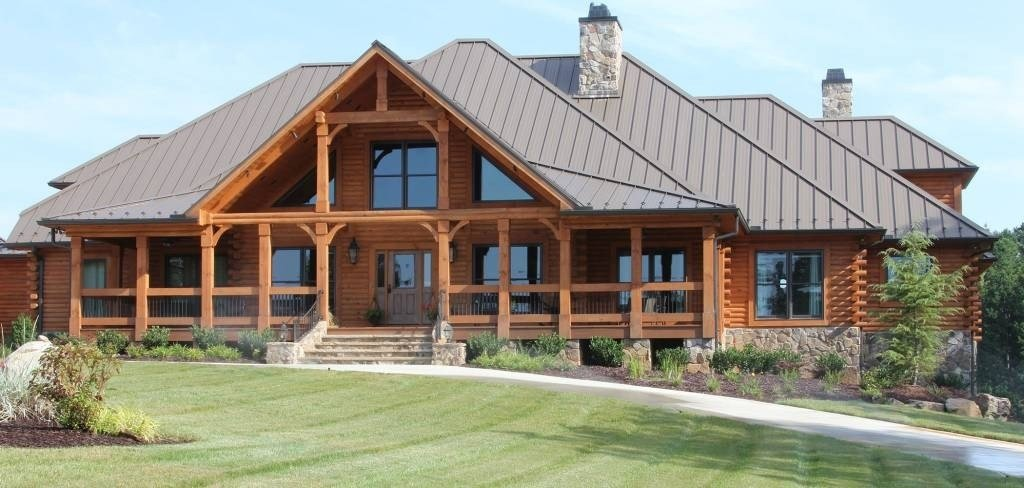 Best Log Homes Cabin Kits Southland Bedroom Affordable 2 Home With Pictures
