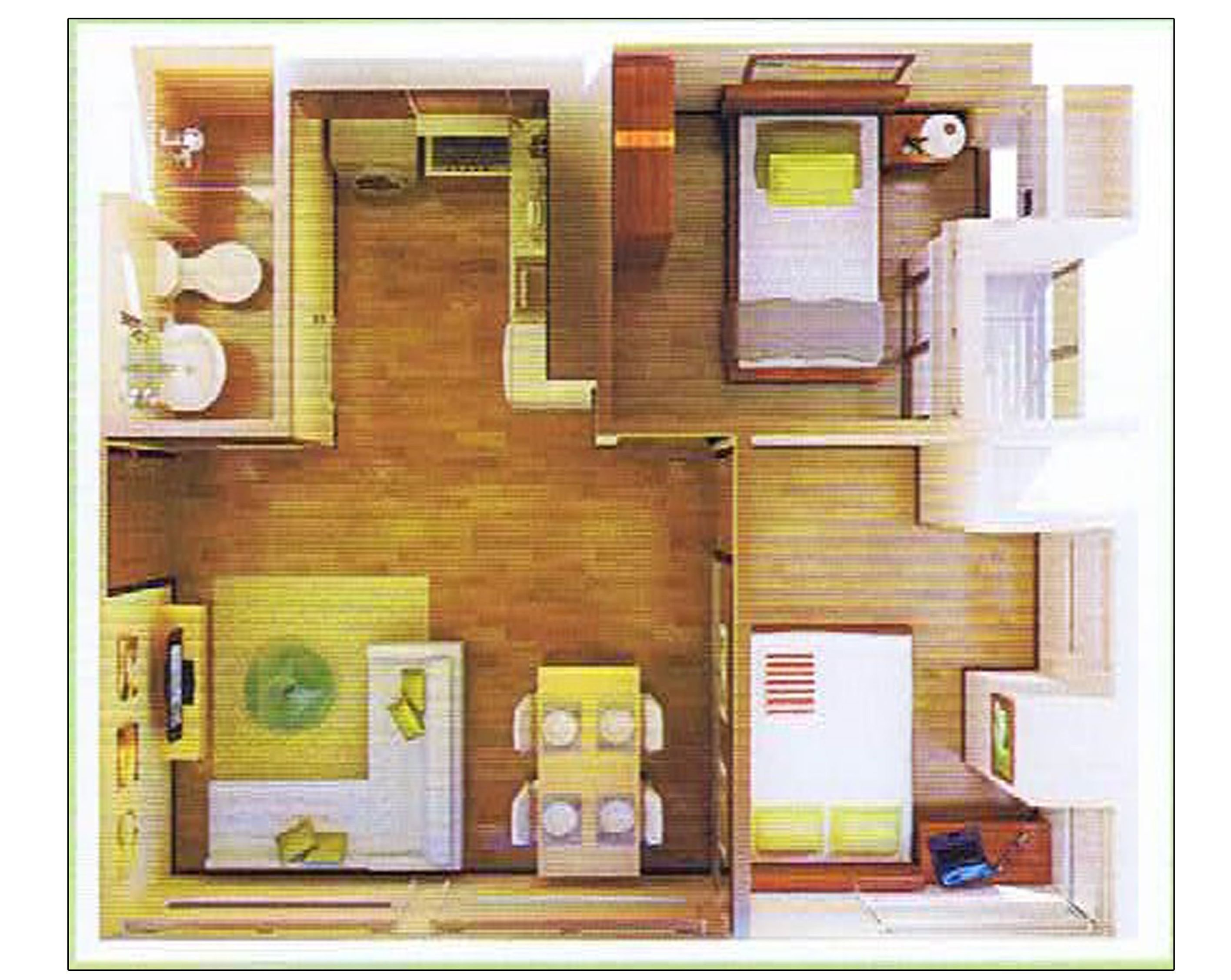 Best 2 Bedroom House Plans Philippines Savae Org With Pictures