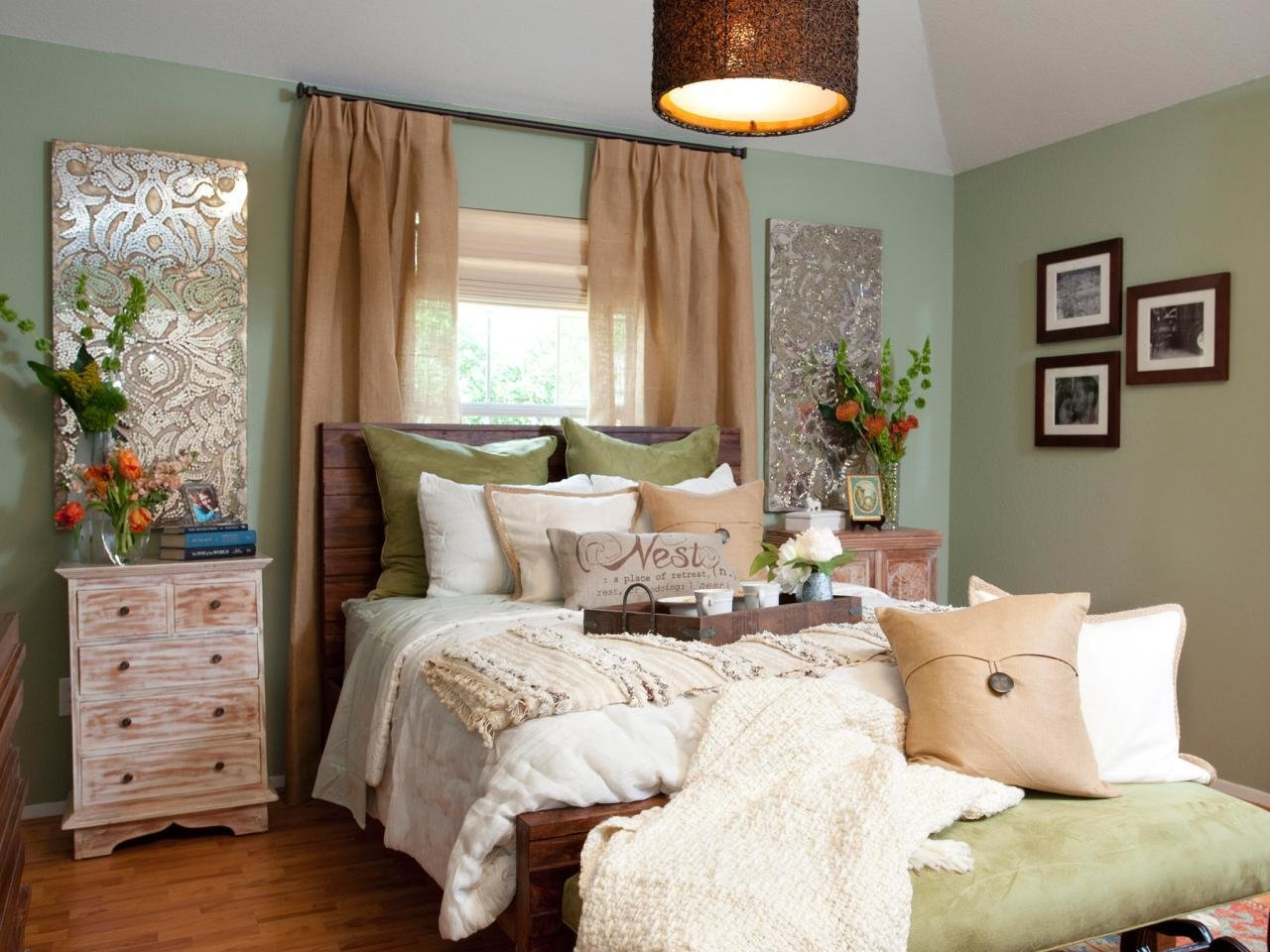 Best Headboards 36 Fresh Ideas Home Remodeling Ideas For Basements Home Theaters More Hgtv With Pictures