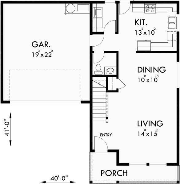 Best Farm House Plan 4 Bedroom House Plan Bonus Room Plan 10123 With Pictures