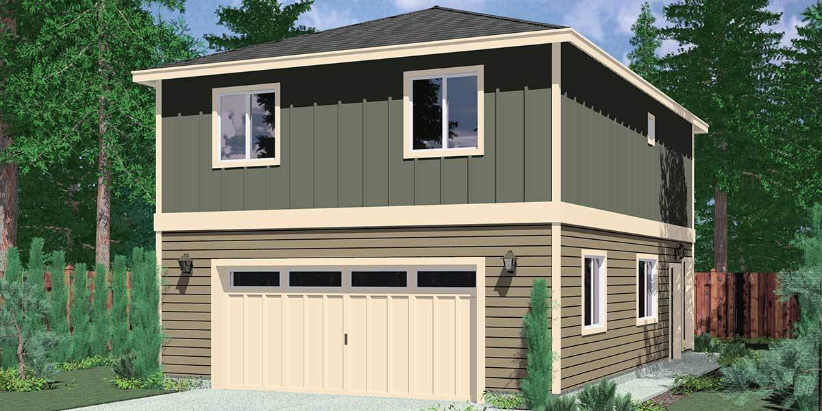 Best Garage Apartment Plans Is Perfect For Guests Or Teenagers With Pictures