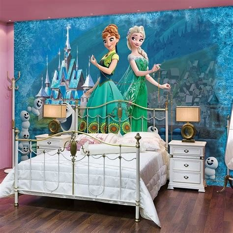 Best Buy Elsa Anna Wall Murals For Wall Homewallmurals Co Uk With Pictures
