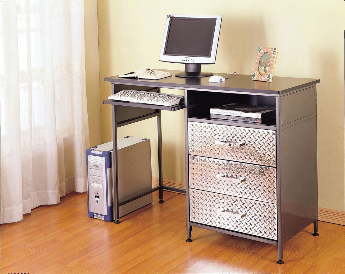 Best Powell Monster Bedroom Counter Height Computer Desk 500 With Pictures
